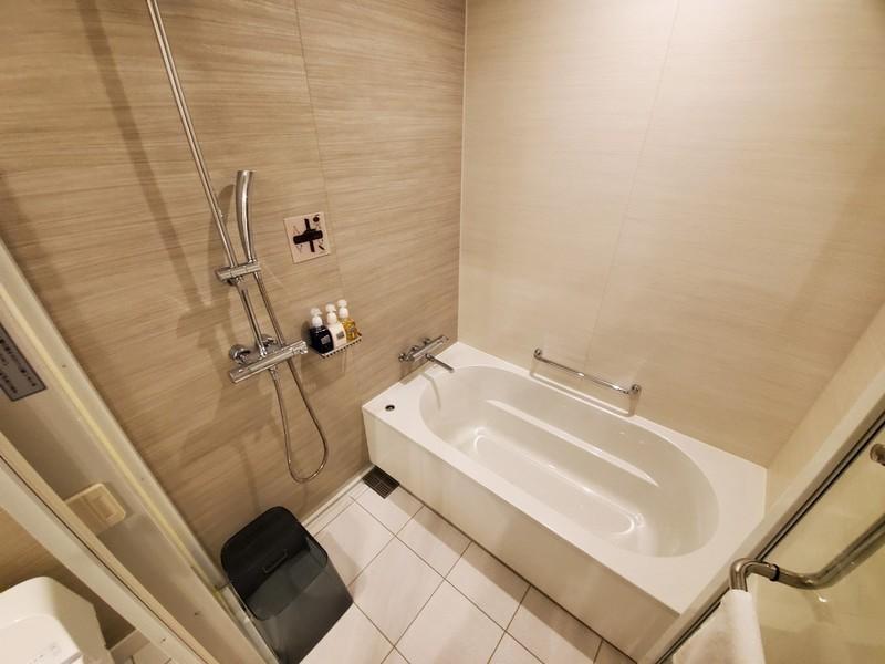 名古屋JRゲートタワーホテルのバスルーム・トイレ