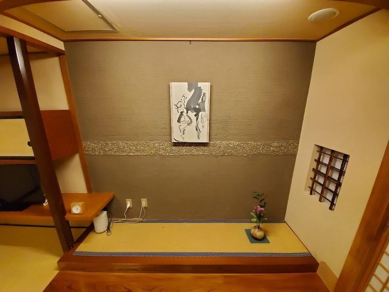 山代温泉「葉渡莉」【藤の棟 Bタイプ】デラックス和室のお部屋