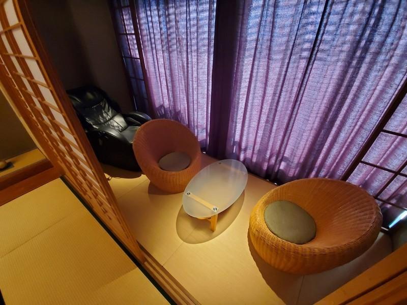 山代温泉「葉渡莉」【藤の棟 Aタイプ】デラックス和室のお部屋