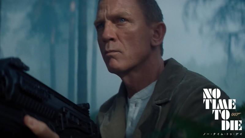 映画「007 ノータイムトゥダイ」ダニエル・クレイグ最終作⁈ 概要について