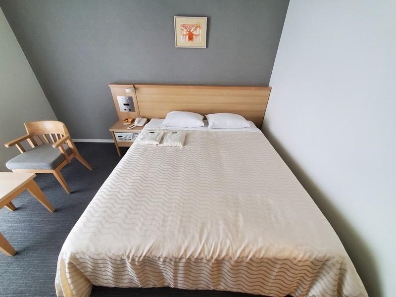 ホテルライジングサン宮古島のベッドルーム