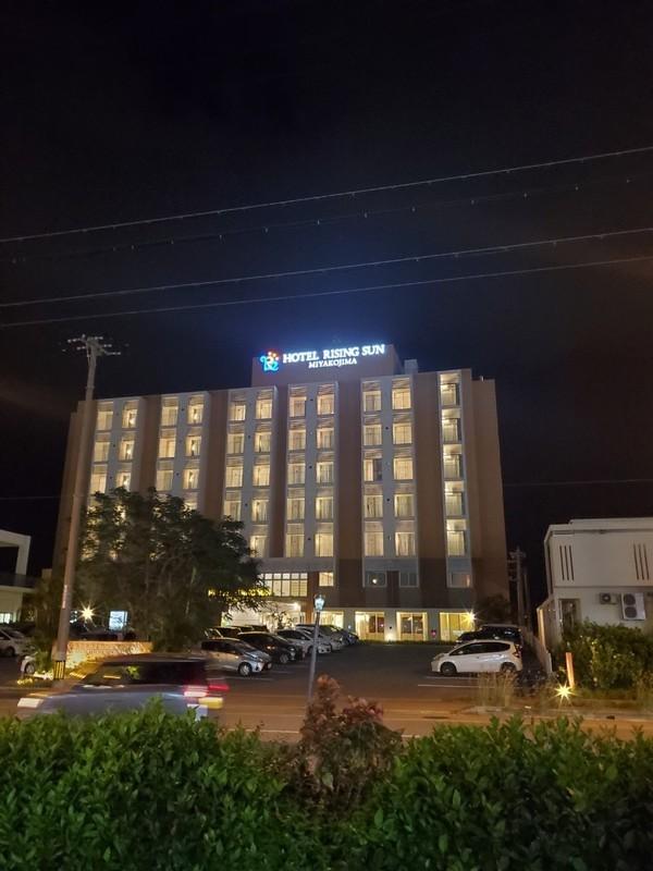 ホテルライジングサン宮古島は観光もグルメも満足できるホテル!