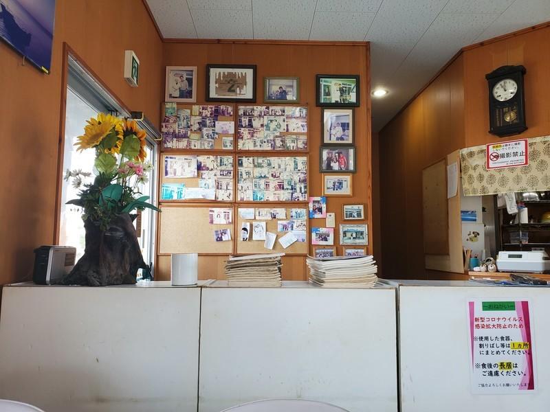 「丸吉食堂」宮古島店内の様子