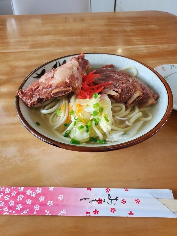 丸吉食堂は美味しいそばが食べれる宮古島