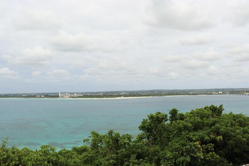 竜宮城展望台からの景色