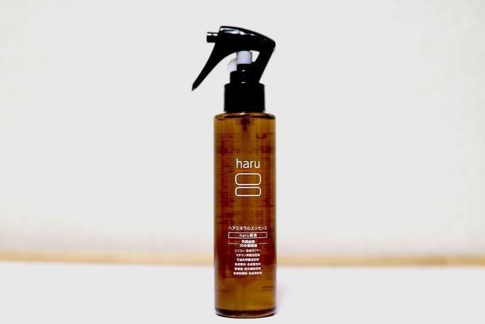 haruヘアミネラルエッセンス 洗い流さないヘアトリートメント