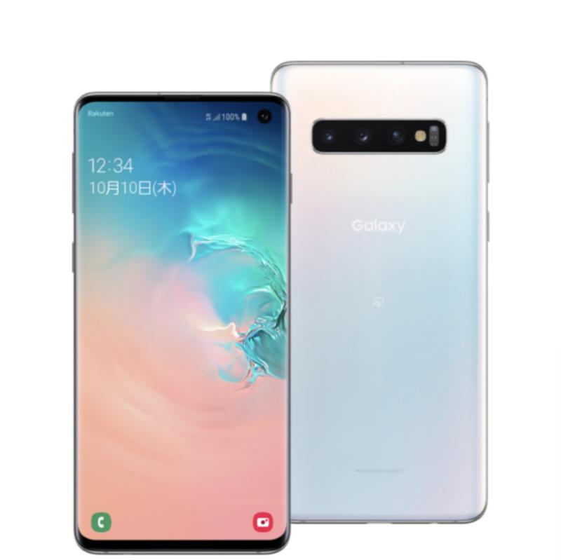 Galaxy S10 楽天モバイル対応 simフリースマートフォン
