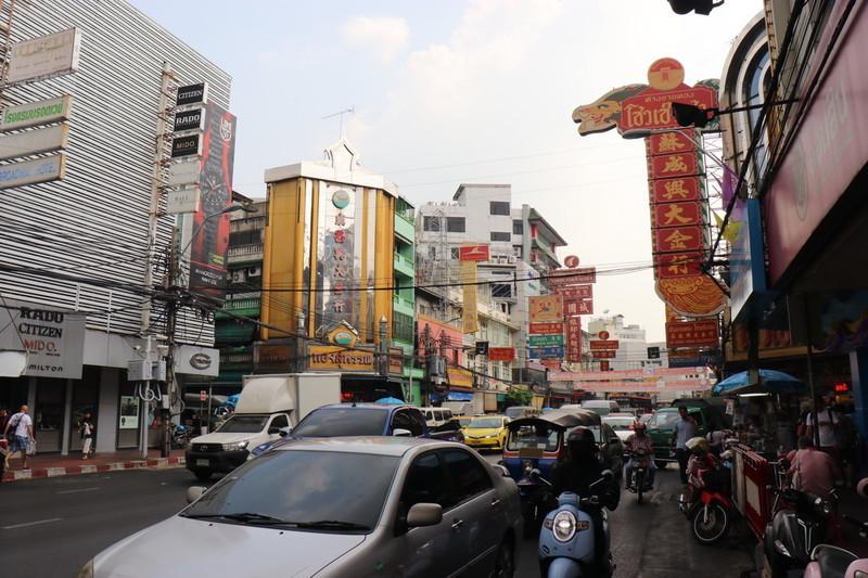 バンコクのヤワラート市場は安すぎて金銭感覚が狂ってしまう