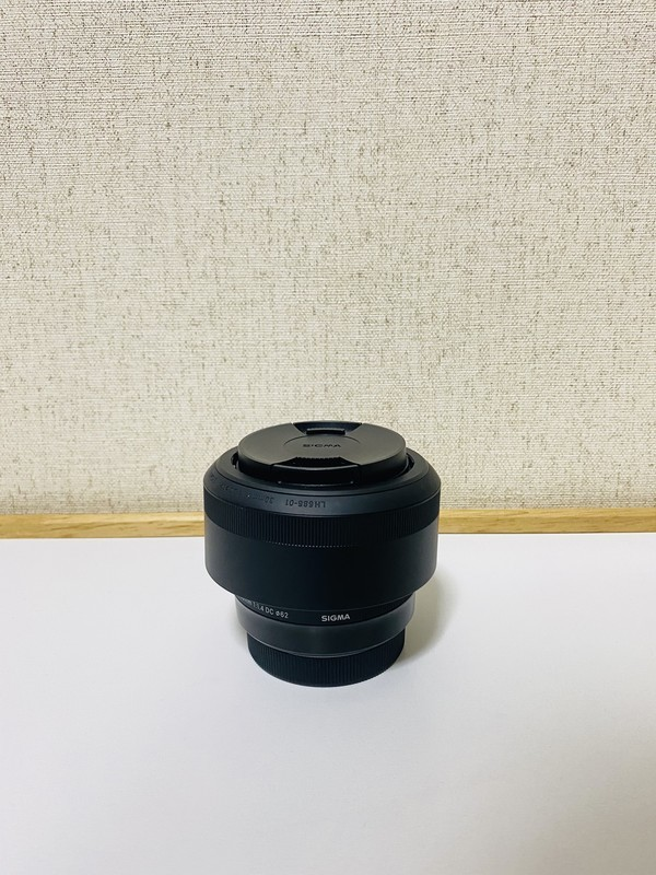 sigma 30mm F1.4 DC HSM ART レンズ本体