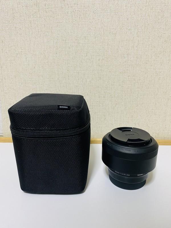 究極のボケレンズsigma 30mm F1.4 DC HSM ARTの性能は?