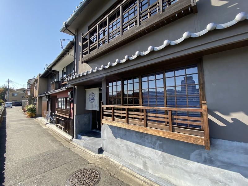 京町家 八重家といち町 古き良き日本を感じられる至福の空間が広がる宿