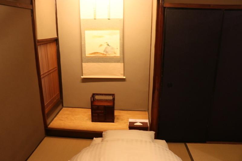 京町家 八重家といち町の1階お部屋の様子