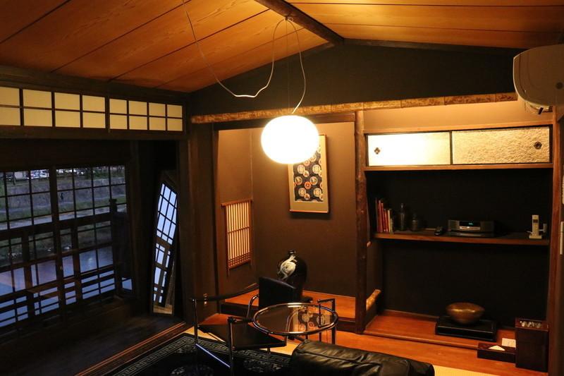 京町家 八重家といち町の2階お部屋の様子