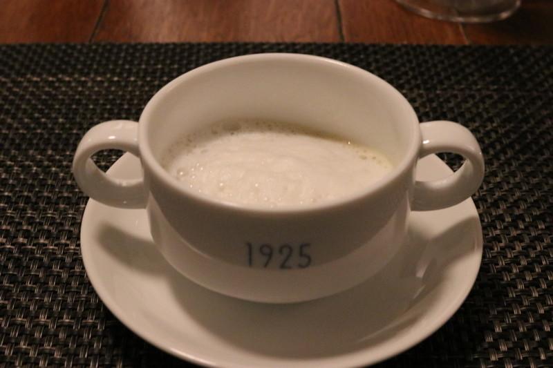 オーベルジュ豊岡1925の夕食のコース料理内容