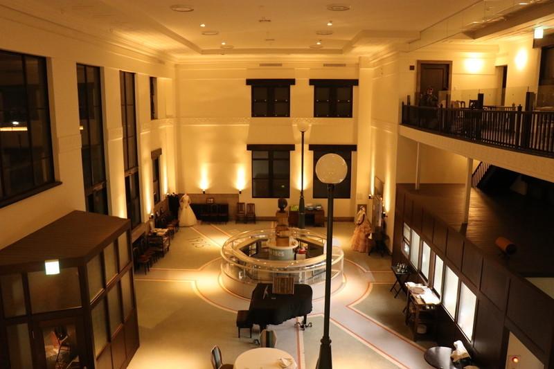 オーベルジュ豊岡1925 歴史ある建物で過ごす時間は格別で素敵