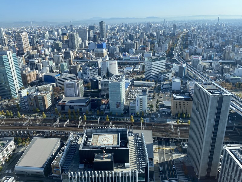 名古屋プリンスホテルスカイタワーは名古屋の絶景の景色を楽しめるホテル