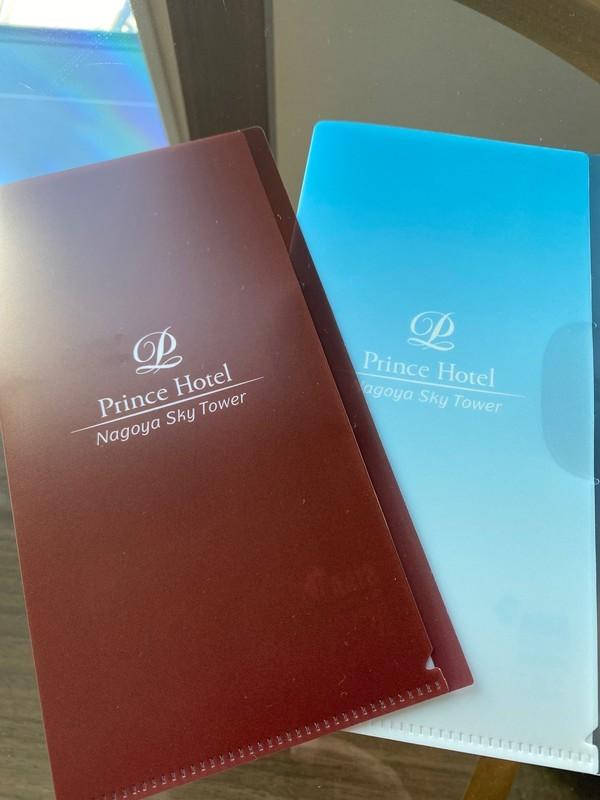 名古屋プリンスホテルスカイタワー コロナ対策商品マスクケース