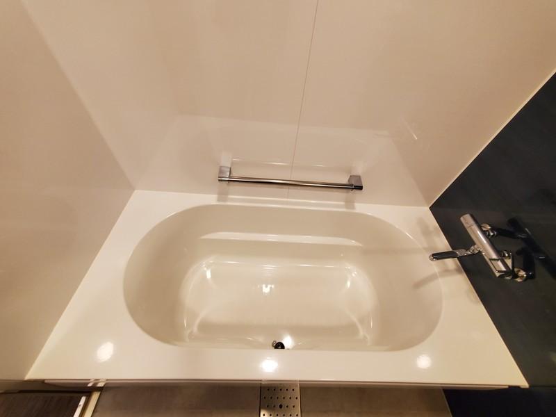 名古屋プリンスホテルスカイタワースカイツインルームシャワールーム