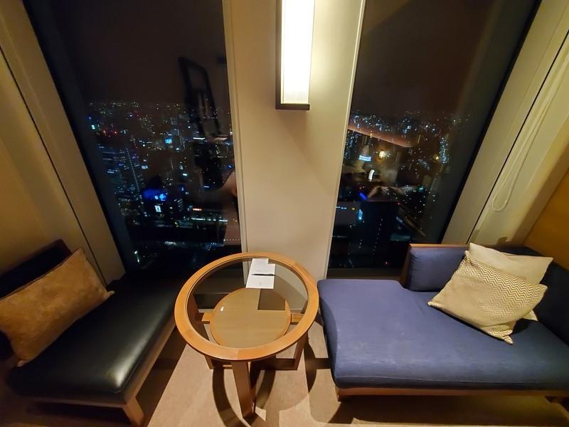 名古屋プリンスホテルスカイタワースカイツインルームのお部屋