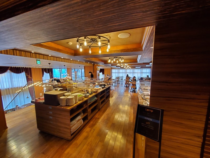 ワットホテル&スパ飛騨高山の朝食について