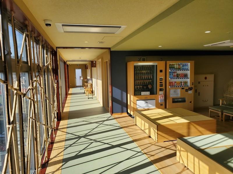 ワットホテル&スパ飛騨高山 1番の売りの大浴場
