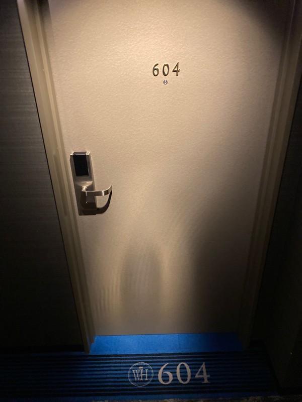 ワットホテル&スパ飛騨高山エコノミーダブルルームのお部屋