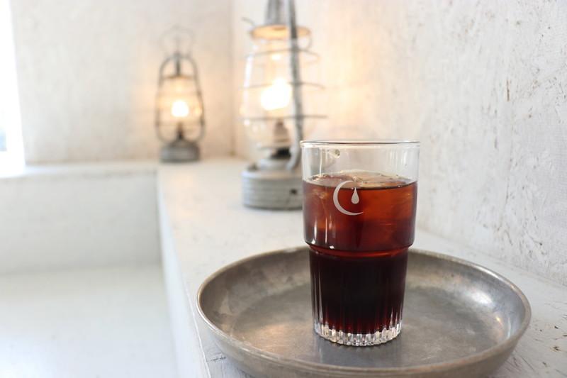 Walden Woods Kyotoおしゃれな白塗りの建物で飲むコーヒーはまた美味しい