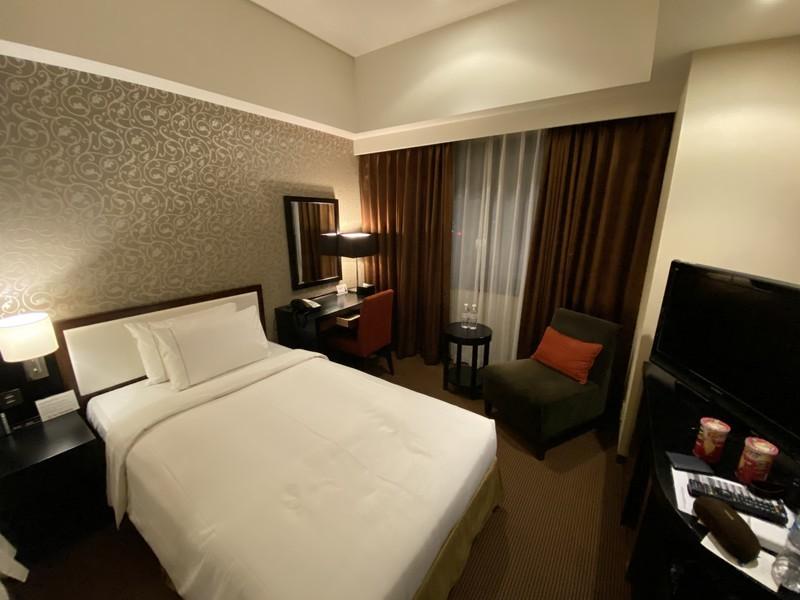 ザロイヤルパークホテル福岡 スタンダートツインルームのお部屋