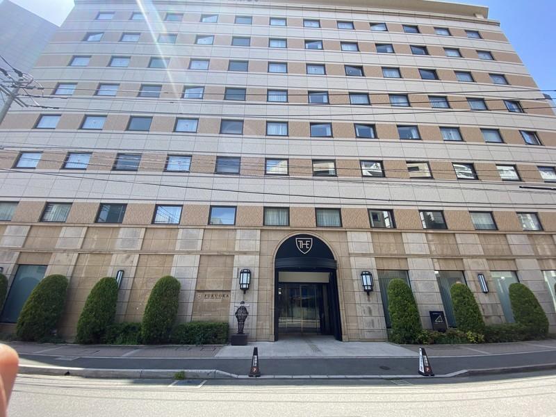 ザロイヤルパークホテル福岡は駅近で知名度のあるシティホテルで泊まりやすい