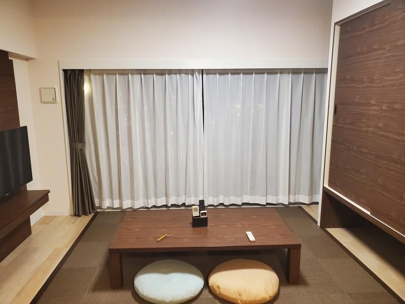 ホテルサンセットヒル パーシャルオーシャンビューツインのお部屋