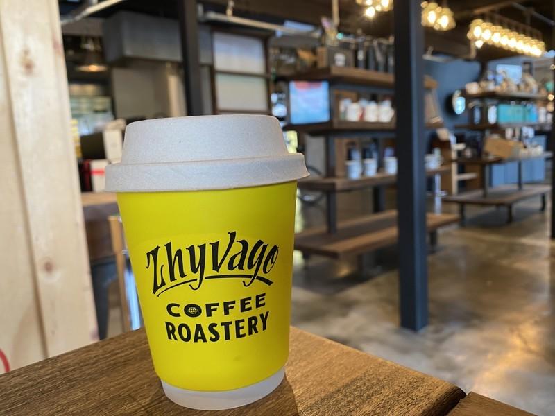 ジバゴ コーヒー ローステリー ZHYVAGO COFFEE ROASTERY コーヒー