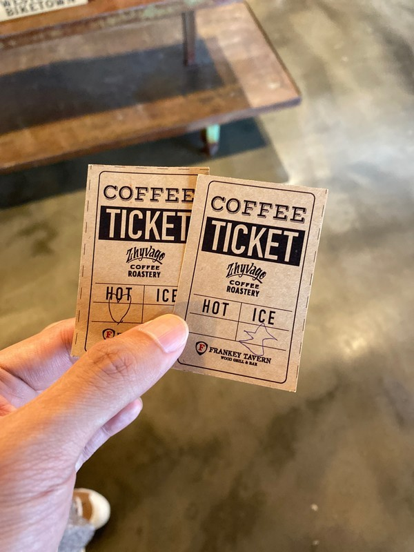 ジバゴ コーヒー ローステリー ZHYVAGO COFFEE ROASTERY  朝食コーヒー