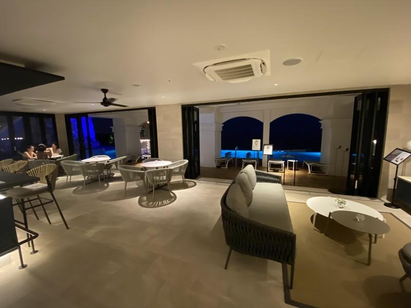 レクー沖縄北谷スパ&リゾートのインフィニティープールについて
