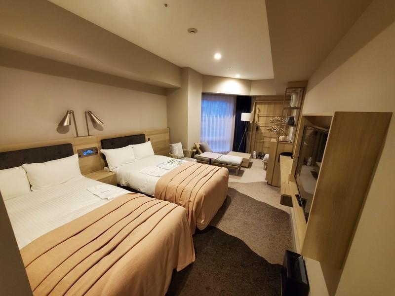 ホテル京阪名古屋スーペリアツインルームのお部屋