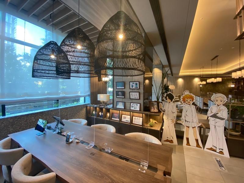 ホテル京阪名古屋 東海地方初のチェーンホテル フロント