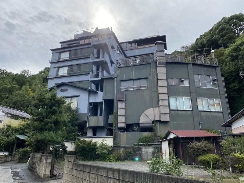 楽山やすだ 静岡県伊豆市にある全館畳敷きになっている旅館