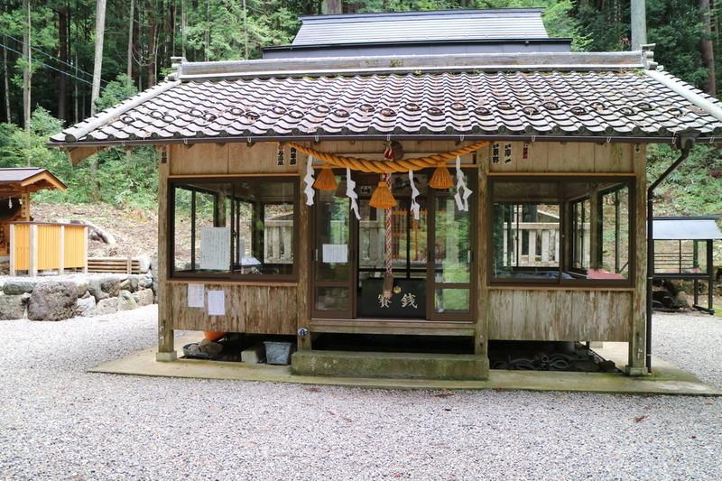モネの池だけじゃなく根道神社も