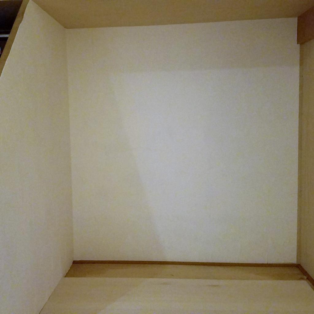 狭いお部屋でもワークスペースを クローゼットをpcデスクにしてみた ヒビノココロミ