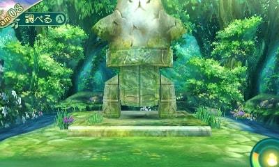 世界樹の迷宮5・ゴーレムの像