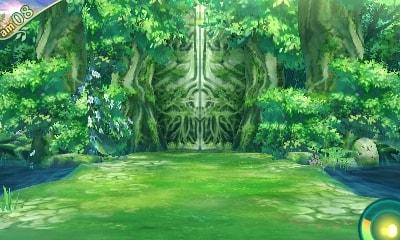 世界樹の迷宮5・ドア