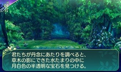 世界樹の迷宮5・月の石発見!
