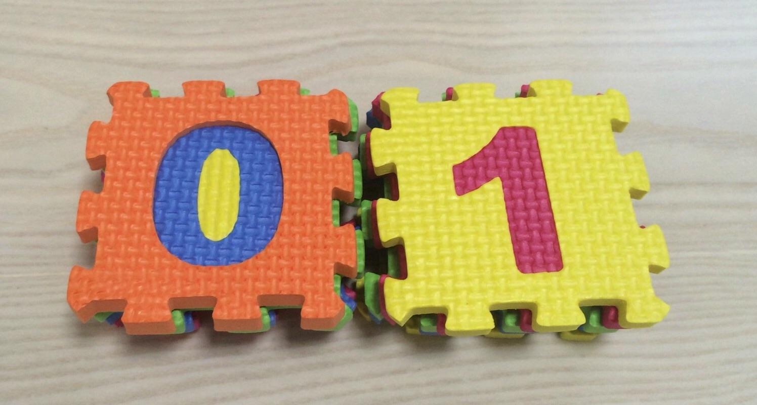 数字ブロックパズル1