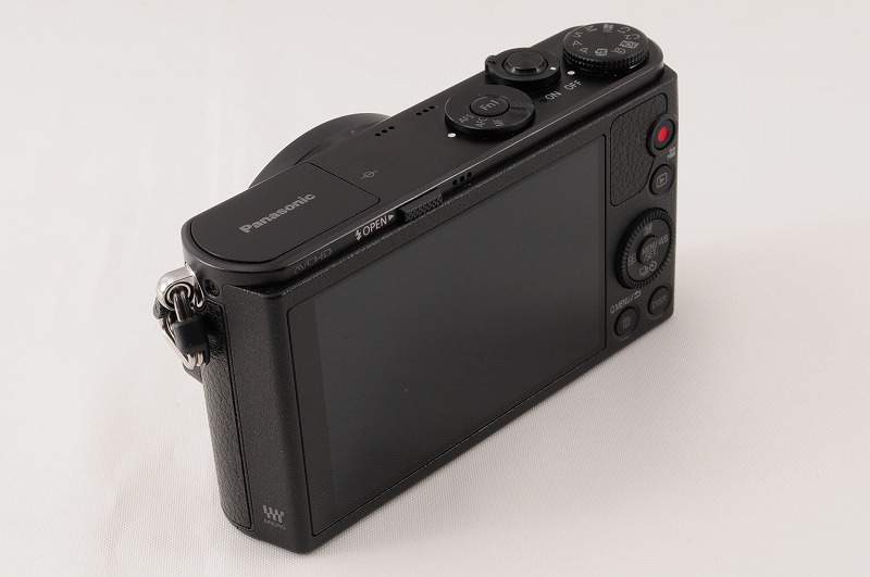LUMIX GM1K背面