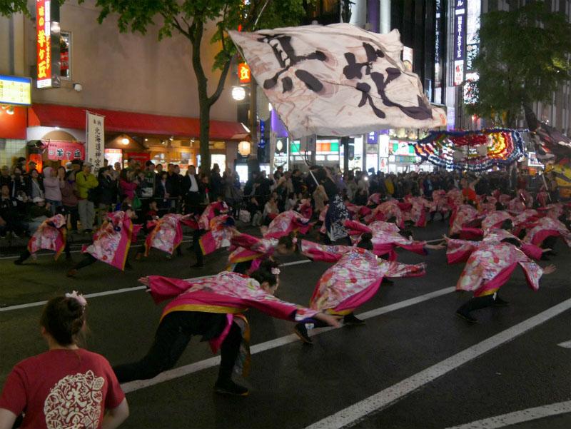 札幌市立大学 真花 2017/06/10 FUNKY!すすきの