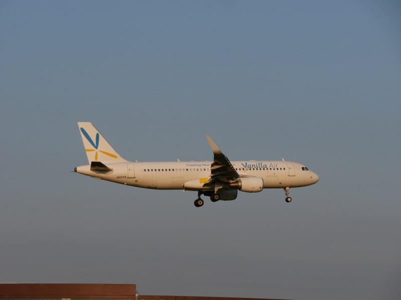 バニラエア A320-200 JA02VA