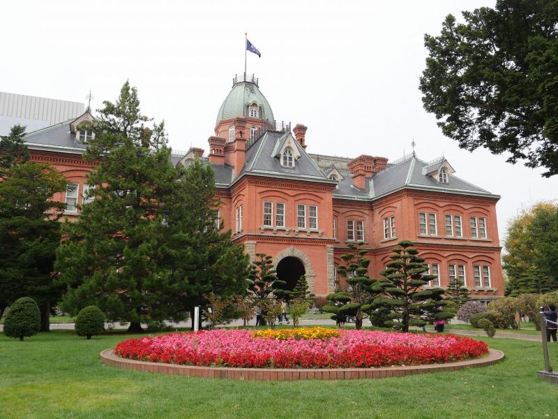 赤れんが庁舎 北海道庁旧本庁舎