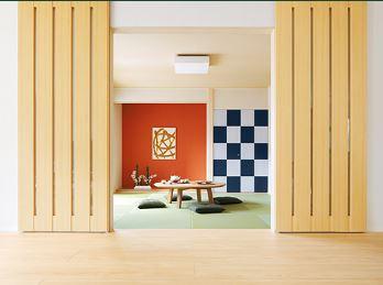 一条工務店 i-smart 和室