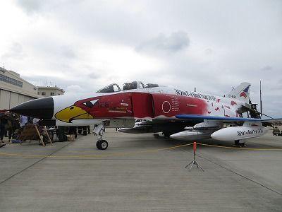 F‐4EJ改特別塗装