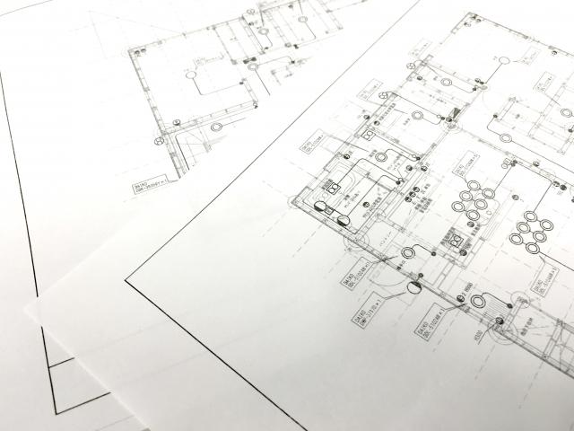 施工図面の画像イメージ