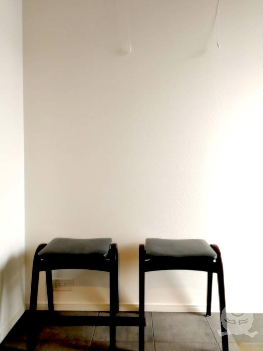 ブラックグレーに染め終わった「NO.2」の画像